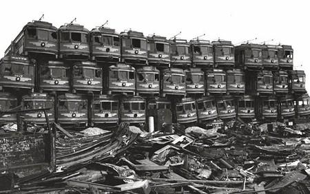 Tranvías de la Pacific Electric Railway - Red Car