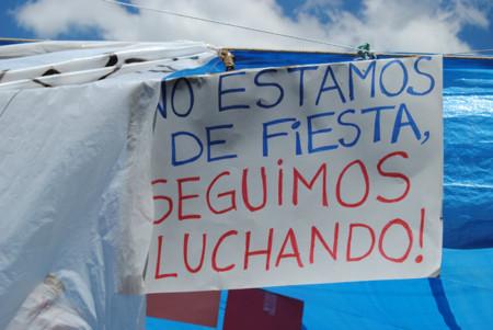 El #12M15M tiene vía libre para #acampadaSOL, pero con limitación de horario