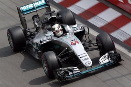 Hamilton Clasi Gp Monaco 2016