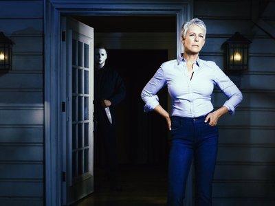 Jamie Lee Curtis vuelve a 'La noche de Halloween' 40 años después