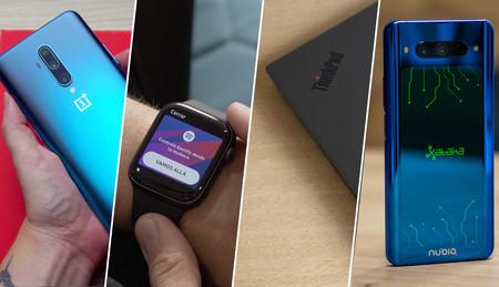 Los 16 análisis de octubre de Xataka: 10 móviles, 3 PCs y todas nuestras reviews con sus notas