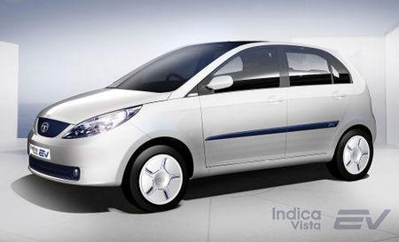 Tata Indica Vista EV