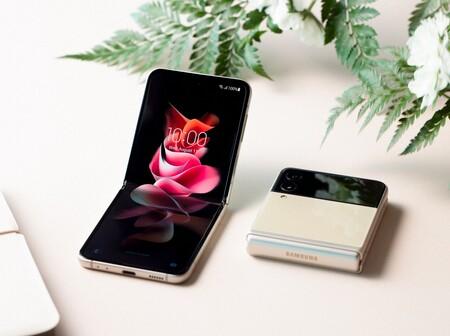 Samsung Galaxy Z Flip 3 Oficial Plegable Pantalla Externa Mas Grande Mas Funciones
