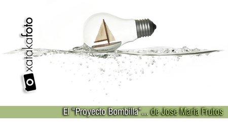 """El """"proyecto bombilla"""" de Jose María Frutos"""