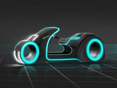 Así de alucinantes serían las Vespa si Vespa fabricase motos además de scooter trendy