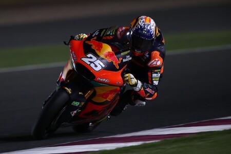 Raul Fernandez Catar Moto2 2021