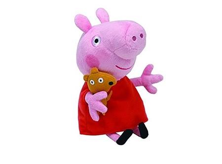Oferta Flash en Tomtop: peluches de Peppa Pig por 3,17 euros con envío gratis