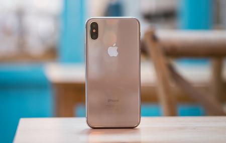 Iphone X Trasera