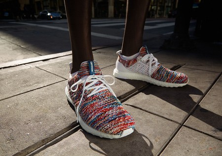 Adidas Ultraboost Missoni Collection Sneakers