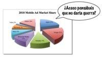 iAd podría alcanzar al mercado de publicidad móvil de Google este fin de año