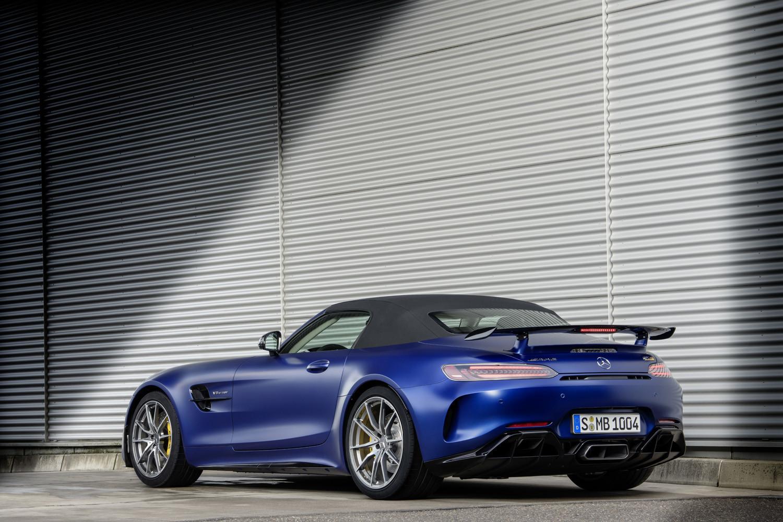 Foto de Mercedes-AMG GT R Roadster (12/29)