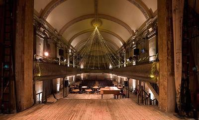Wilton's Music Hall, la sala de conciertos más antigua del mundo