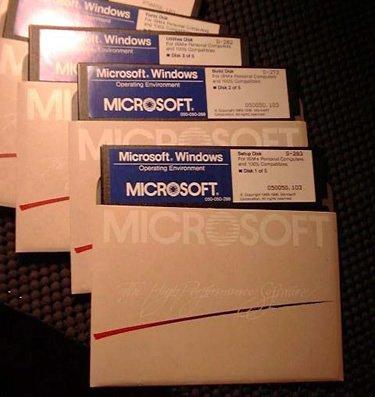 20 años de Windows