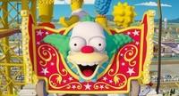 Krusty el Payaso en Universal Studios