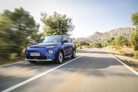 Probamos el Kia e-Soul, un nuevo coche eléctrico con hasta 452 km de autonomía