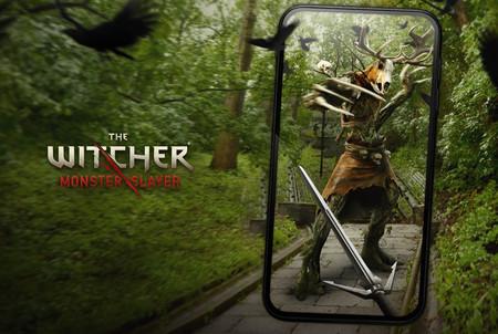 'The Witcher: Monster Slayer': el nuevo juego de 'The Witcher' es un 'Pokémon GO' basado en el universo de Geralt de Rivia