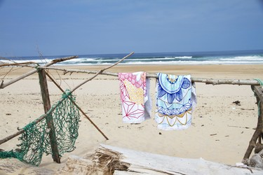Las toallas redondas de Joycie & Jules llegan a España