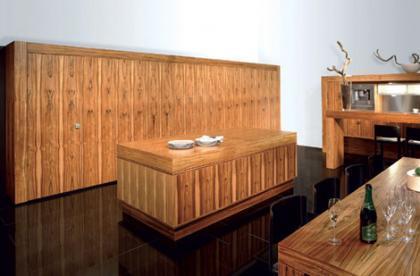 Tineo Art of Living: una cocina que desaparece