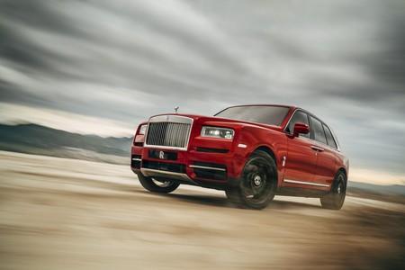 El Rolls-Royce Cullinan es, por mucho, la madre de todos los SUV