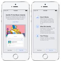 """Las aplicaciones móviles de Facebook de """"shazamizan"""" para reconocer canciones, series y películas"""