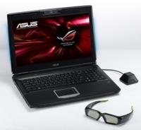 Asus G51J, ordenador para jugones y amantes del 3D
