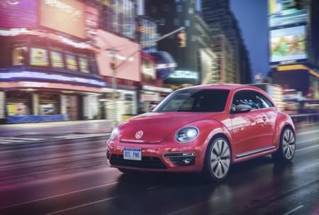 Volkswagen #PinkBeetle, el primer auto con un hashtag como nombre