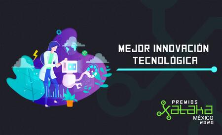 Mejor innovación tecnológica, vota por tu favorita en los premios Xataka México 2020