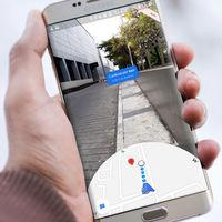 Google Maps con realidad aumentada: así es la última prueba para seguir direcciones usando la cámara