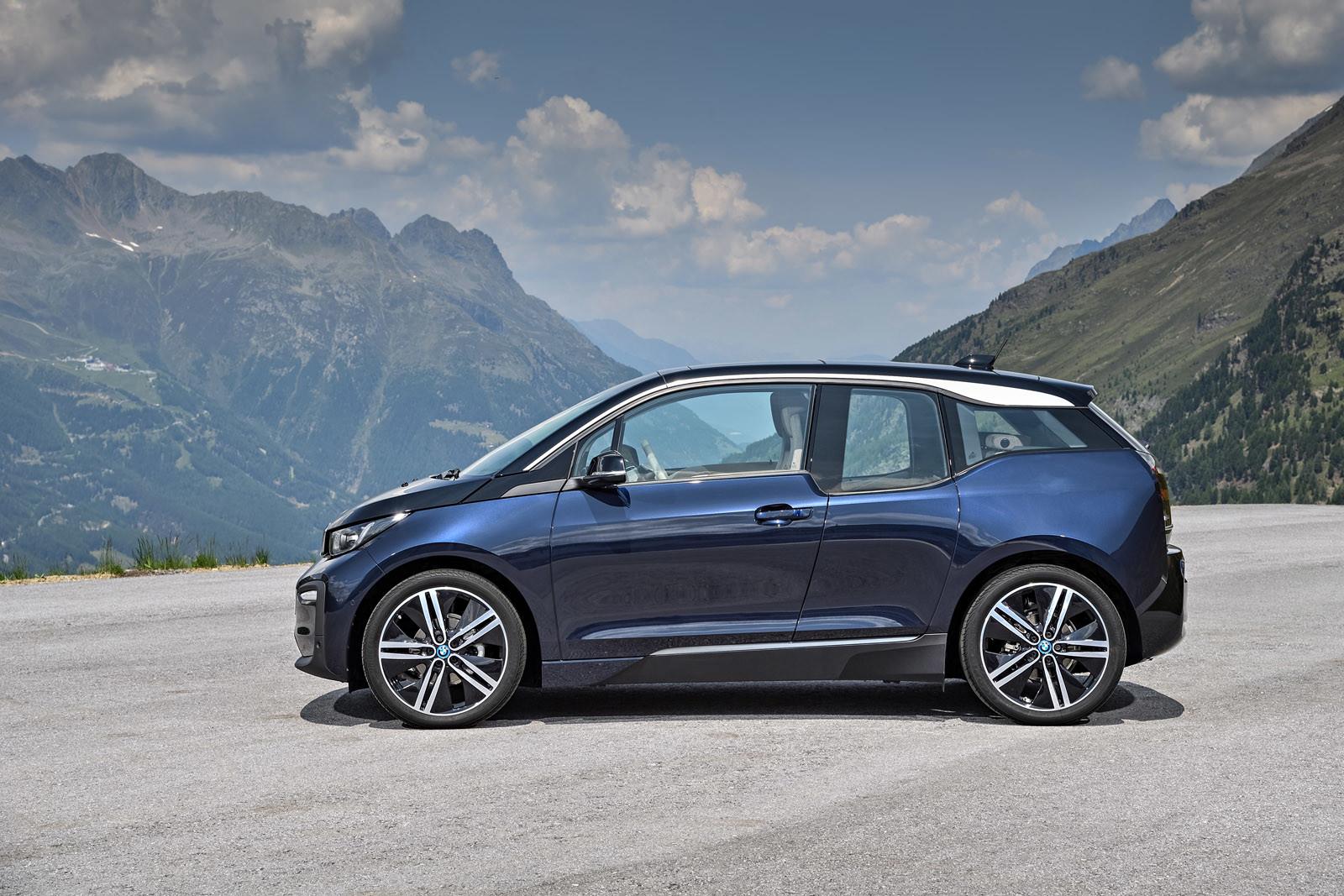 BMW i3 y i3s 2018