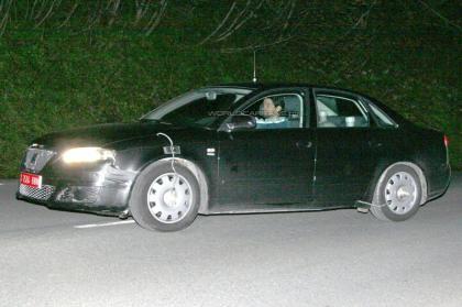 También han cazado al pre-futuro SEAT Toledo