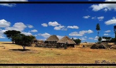 Un poblado de Etiopía. Tus fotos de viaje