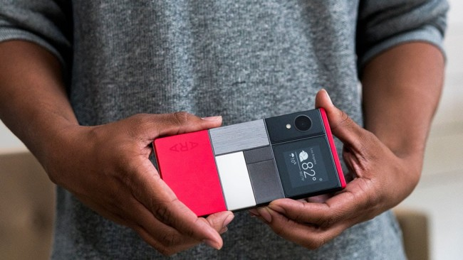 Finalmente Project Ara y sus smartphones modulares verán la luz en 2017