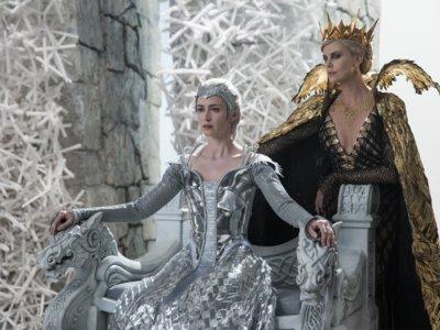 'El cazador y la reina del hielo', nuevo tráiler de la precuela de 'Blancanieves' con repartazo femenino