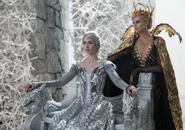 'Las crónicas de Blancanieves: El cazador y la reina del hielo', nuevos trailers de la precuela