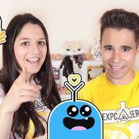 Genius Kids, el nuevo canal educativo de los youtubers ExpCaseros para niños pequeños