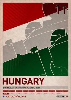 GP de Hungría F1 2011: los horarios