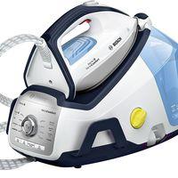 Oferta flash en el centro de planchado Bosch TDS8060 Serie 8: cuesta 229,99 euros hasta medianoche en Amazon