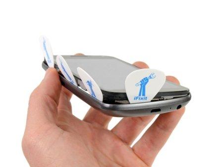 El nuevo Galaxy Nexus ya muestra sus tripas gracias a iFixit