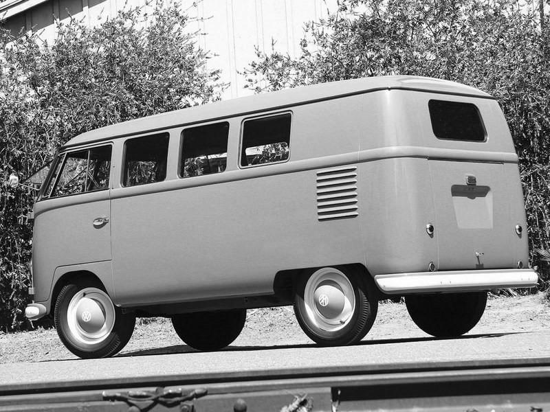 Foto de Volkswagen T1 (Typ2) (17/19)