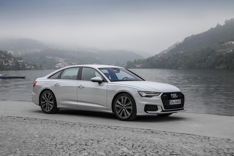 Foto de Audi A6 2018, toma de contacto (92/118)