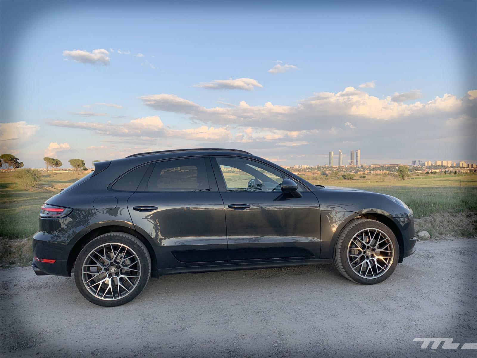 Foto de Porsche Macan S (prueba) (25/28)