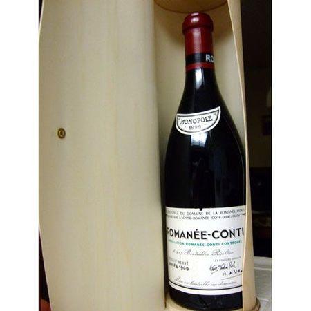 Aniversario de lujo en el Bulli con dos Domaine de La Romanée-Conti