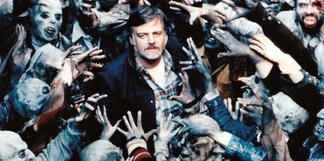 La novela de zombies póstuma de George A. Romero será completada por el coescritor de 'La forma del agua'