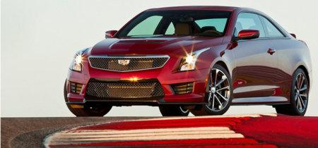 Cadillac ATS-V+, con el 7.0 litros V8 del Camaro Z/28