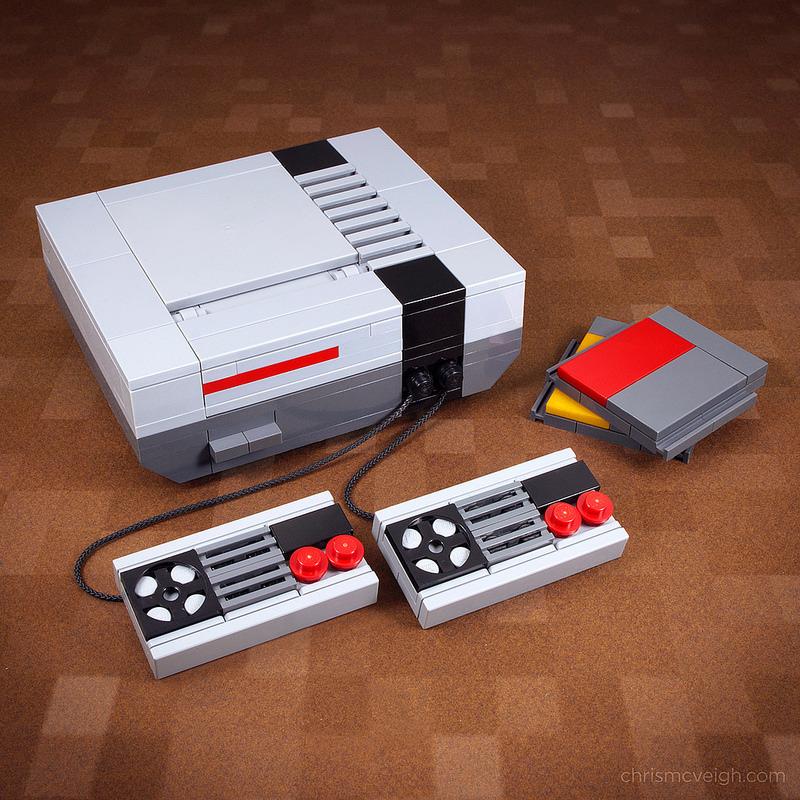 Foto de Modelos Lego de tecnología retro (1/8)
