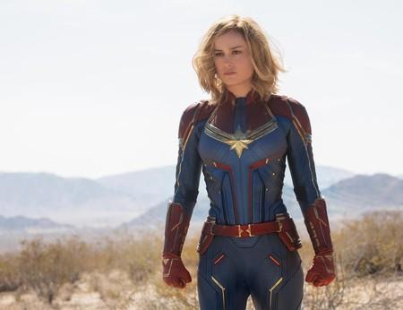 'Capitana Marvel' ya tiene tráiler y es impresionante: la nueva película de Marvel nos devuelve a los 90 y presenta a los Skrulls