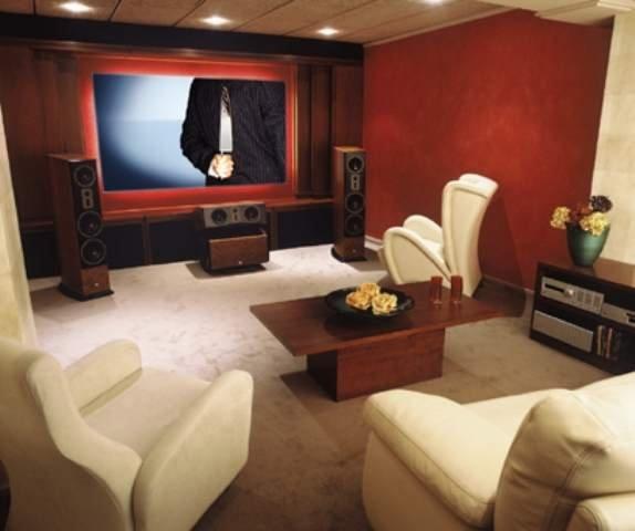 Home Theatre Design Ideas: Consejos Para Disfrutar De Un Cine En Casa