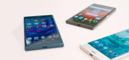 Sony ha vuelto a dejar a Estados Unidos sin sensor de huellas en sus Xperia