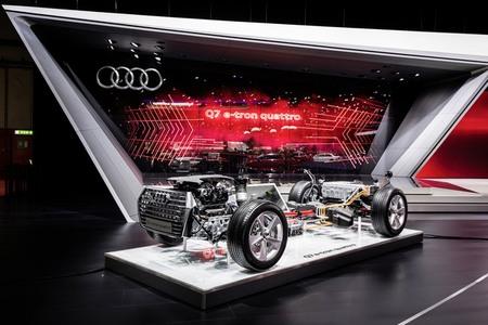 Audi Q7 Ginebra