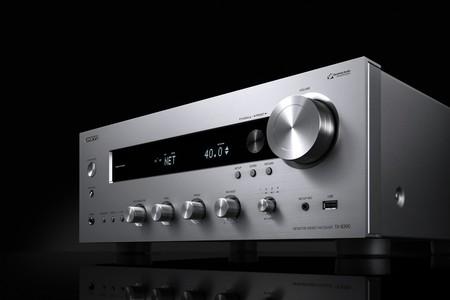 Onkyo amplía su catálogo de receptores estéreo con el TX-8390, un modelo a la última en funciones y conectividad